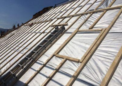 isolation toiture valence